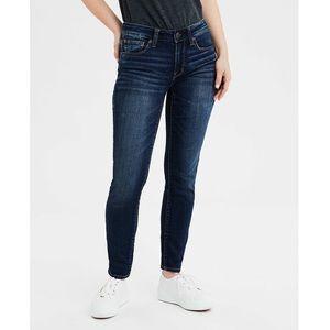 American Eagle Super Stretch Jegging Dark Jean